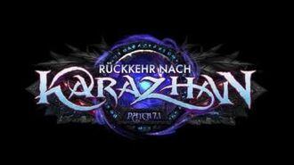 Vorschau auf Patch 7.1 Rückkehr nach Karazhan (DE)