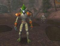 Manuel des trolls - La tribu Ecorchemousse - Infiltrateur Hameya