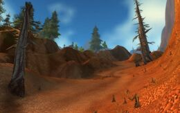 Stonetalon landscape