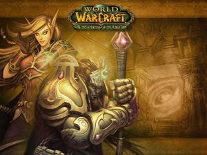The Burning Crusade Outland loading screen