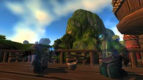 World of Warcraft Mists of Pandaria - Valley of the Four Winds