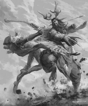 300px-A Good War - Malfurion vs Sylvanas