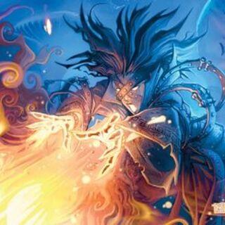 Пламя Скверны: Ничто не сможет потушить этот пламя.