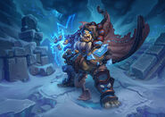Thrall, le mort-voyant