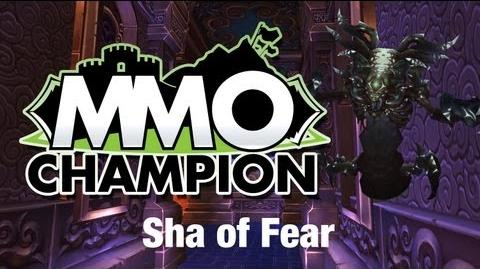 Sha of Fear