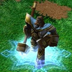 Утер в Warcraft III.