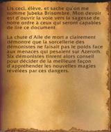 Héritage des Maîtres (1e partie)