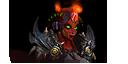 WoW Legion Таликса Пламя Гнева (Босс)