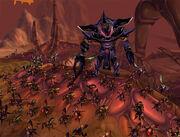 Война зыбучих песков 4