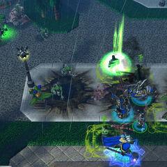Шестая миссия кампании за Альянс в игре <i>Warcraft III: Reign of Chaos</i>.