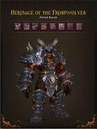 Traditionsrüstung Maghar Frostwolf
