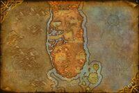 Durotar map cata