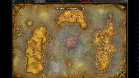 """How to find the entrance to """"Blackrock Caverns"""" - World of Warcraft Cataclysm"""