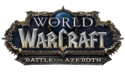 World of Warcraft Battle for Azeroth (логотип)