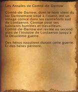 Annales complètes de Comté-de-Darrow 1