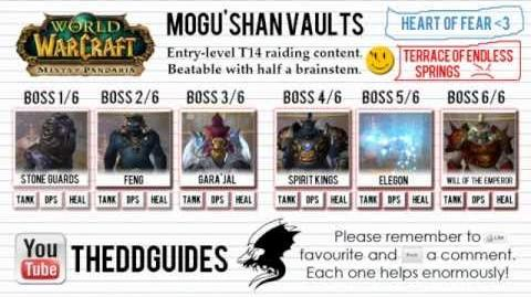 """Will of the Emperor"" HEALER Guide → Boss 6 6 of Mogu'shan Vaults"