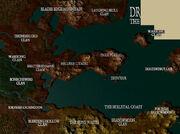 Kort over Draenor