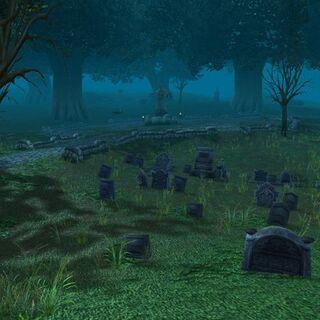 Кладбище Вороньего холма