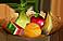 Ваза с фруктами