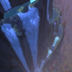 Водопады из Хиджальских гор