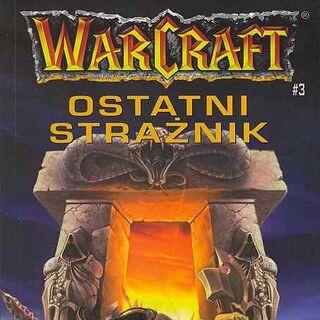Mroczny Portal na okładce książki <i>Ostatni Strażnik</i>