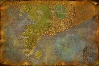 Vallée de Strangleronce map Classic
