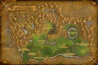 Forêt d'Elwynn map cata