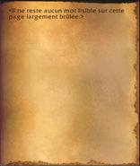 Page roussie - La Fureur des Titans