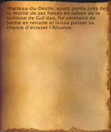 L'Alliance de Lordaeron 9
