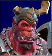 Mug'thol portrait Warcraft 3 Reforged