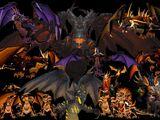 Род черных драконов