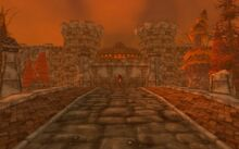 Stratholme gates