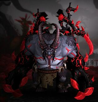 Xavius legion model
