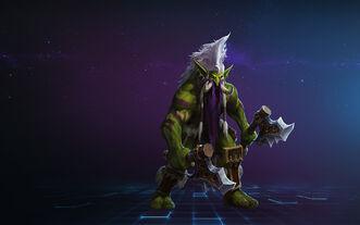 Zuljin Heroes of the Storm
