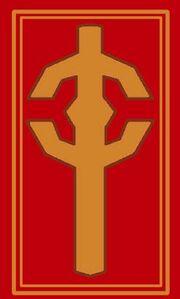 Bannière Croisade Ecarlate