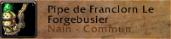 Pipe de Franclorn Le Forgebusier image