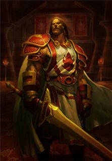 Warcraft humain croisade ecarlate