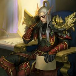Regent Lor'themar Theron