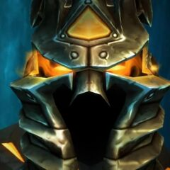 The new Lich King.