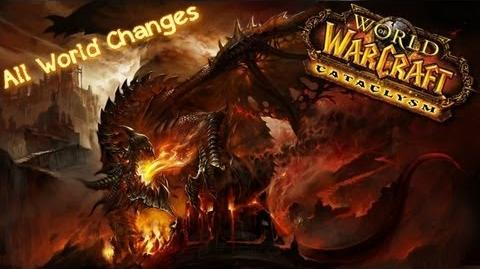 World of Warcraft Cataclysm All Changes - Leaked Alpha (HD)