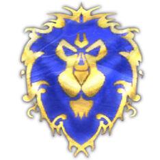 WoW Alliance Icon by drakonnen