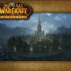 Wizerunek miasta na pierwszym ekranie ładującym <a class=