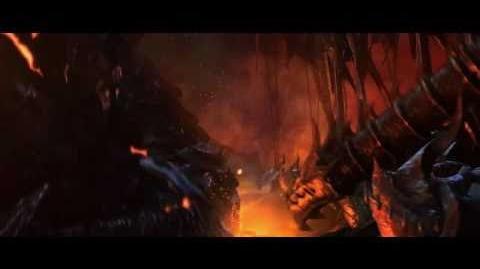 Cinématique d'intro de Cataclysm (VF)