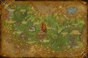 Eschental karte