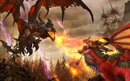 Alexstrasza vs Deathwing2
