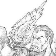 Khadgar w podręczniku do <i>Warcraft II: Tides of Darkness</i>