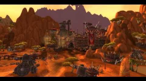WoW Cataclysm - Rassen-Intro Orks