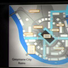 Schemat miasta prezentowany na BlizzConie 09