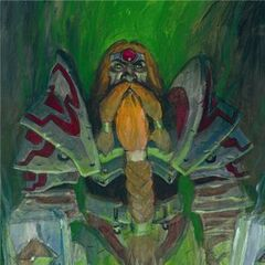 Portret Magniego z TCG