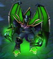 Mal'Ganis dans Warcraft III